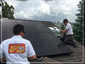 rooftop solar analysis
