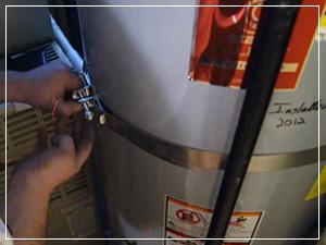water heater earthquake prepared
