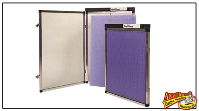 air quality - electrostatic air filter