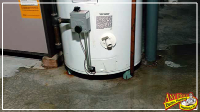 tankless water heater - decrease risk of failure