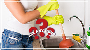 Ask Any Hour - what kind of plunger should I use