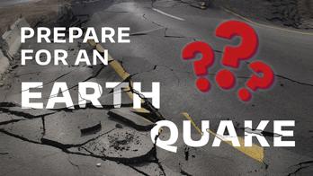 Ask Any Hour - Earthquake Home Prep