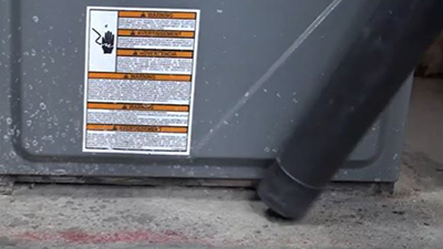 furnace cleaning - clean around your furnace
