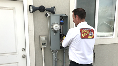 home electrical safety - electrical checkup
