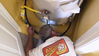 water heater help - annual water heater flush