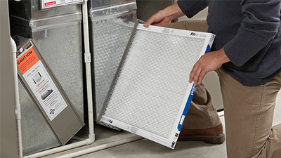 furnace cleaning - change your filter