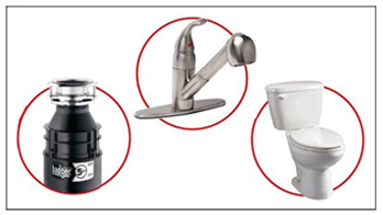$299 plumbing upgrades