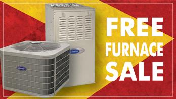 free furnace sale