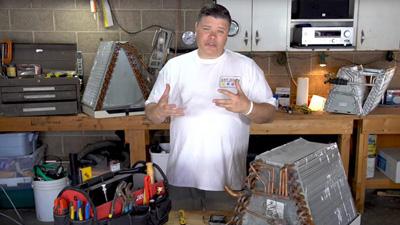 AC guide - maximize airflow