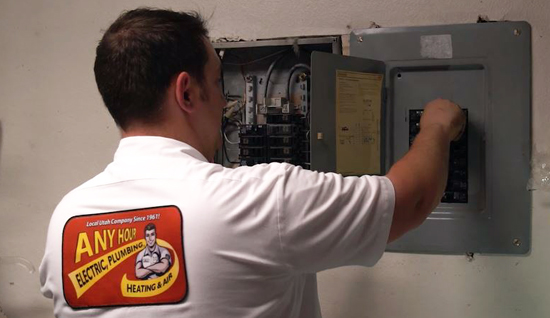 electrical breaker safety