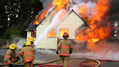 fire prevention at home - fire safety for your family