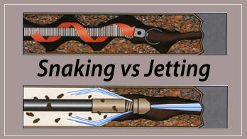 Ask Any Hour - difference between drain snaking and hydrojetting