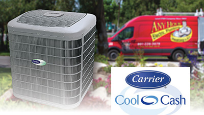 carrier cool cash - save $1650