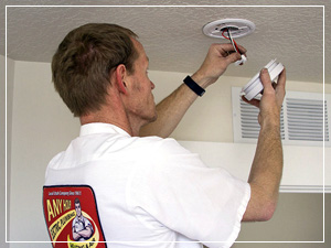 $20 Off Up to $20 Smoke Detector