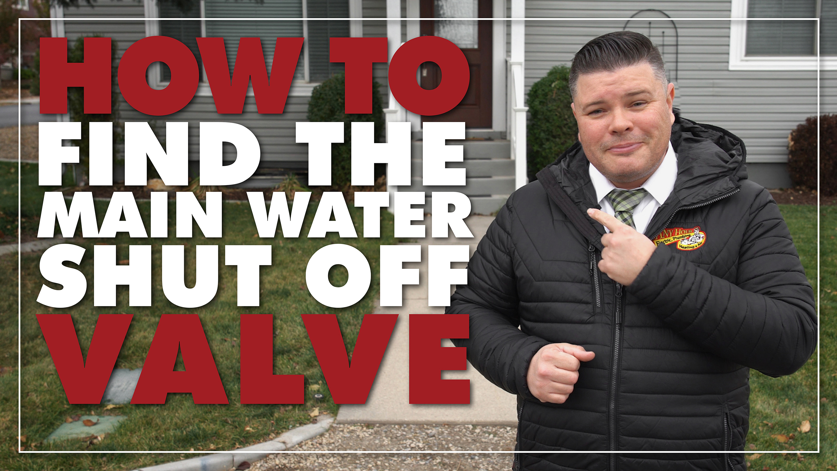 How to Find The Main Water Shut Off Valve