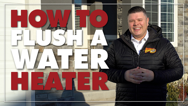 How to Flush a Water Heater: Basic Flush